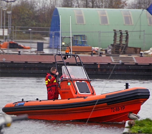 Search and Rescue radioverkeer 31 maart 2012