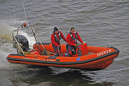 Search and Rescue radioverkeer 5 januari 2013